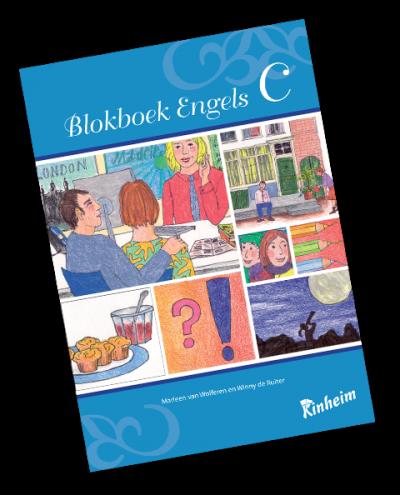 Blokboek Engels C
