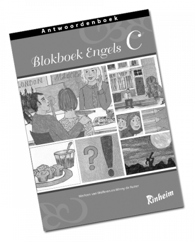 Blokboek Engels C Antwoorden