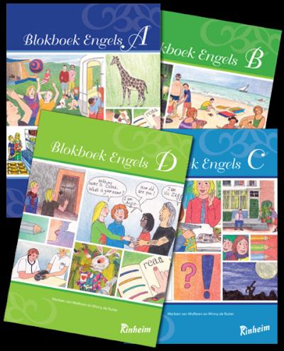 Proefpakket Blokboek Engels