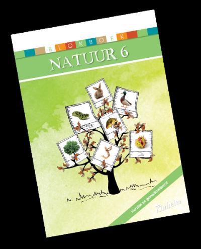Blokboek Natuur 6 (herzien)