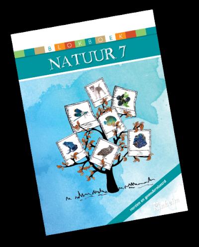 Blokboek Natuur 7 (herzien)