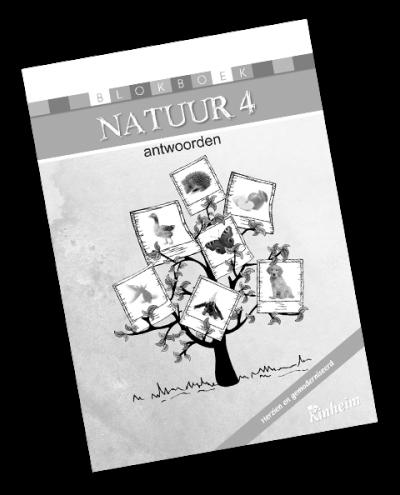 Blokboek Natuur 4 (herzien) Antwoorden