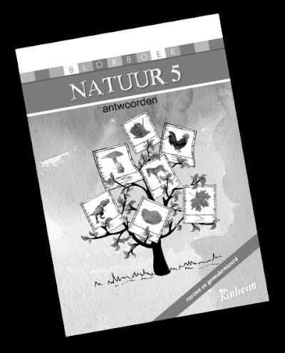 Blokboek Natuur 5 (herzien) Antwoorden
