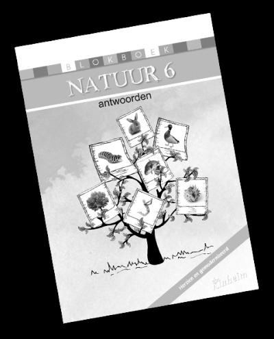 Blokboek Natuur 6 (herzien) Antwoorden