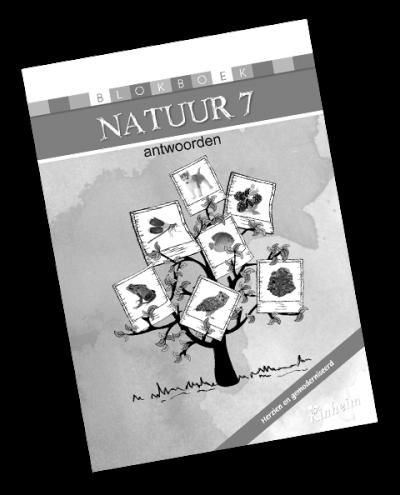 Blokboek Natuur 7 (herzien) Antwoorden