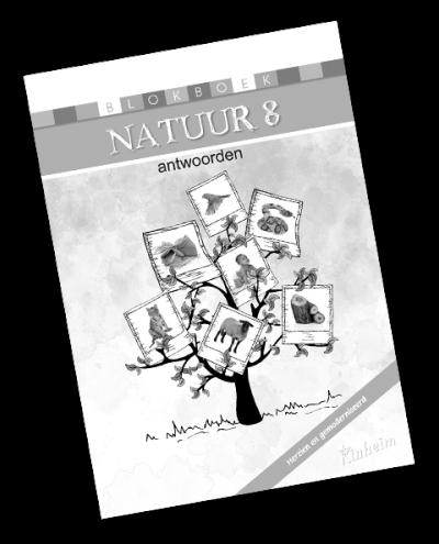 Blokboek Natuur 8 (herzien) Antwoorden