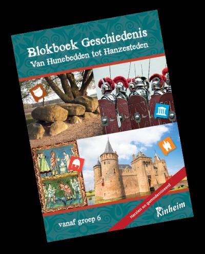 Blokboek Geschiedenis 6 (herzien)