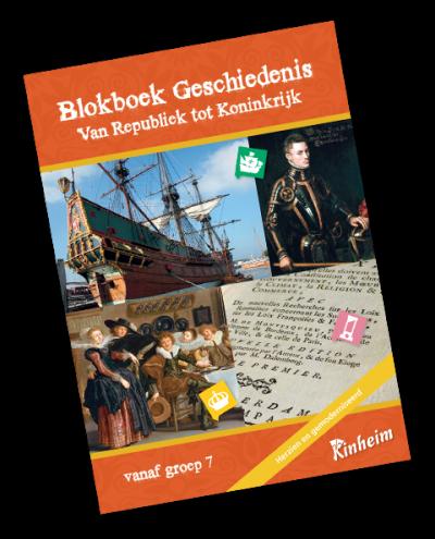 Blokboek Geschiedenis 7 (herzien)
