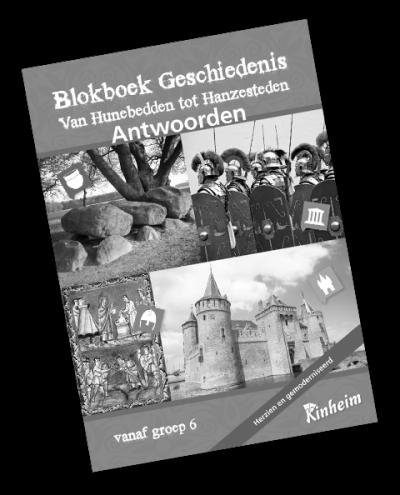 Blokboek Geschiedenis 6 Antwoorden