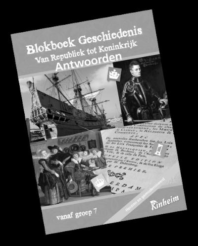 Blokboek Geschiedenis 7 (herzien) Antwoorden