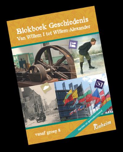 Blokboek Geschiedenis 8 (herzien)