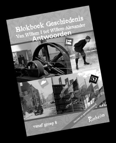 Blokboek Geschiedenis 8 (herzien) Antwoorden