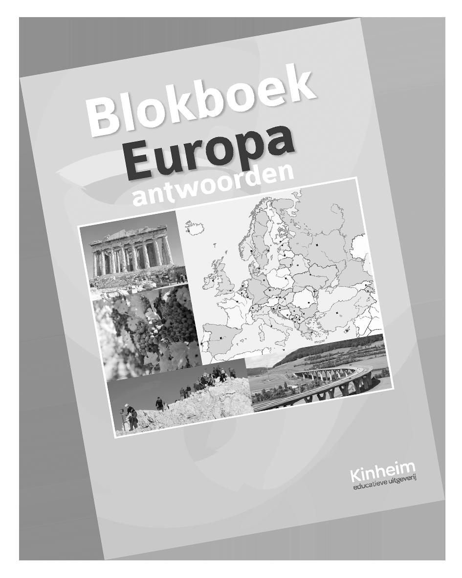 BlokboekEuropa Antw (2020)