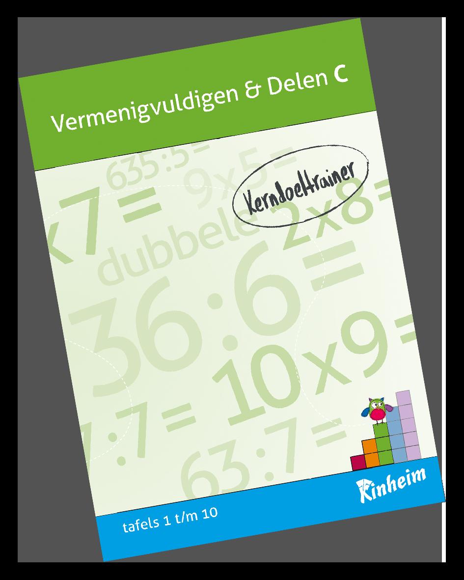 KerndoeltrainerVermenigvuldigen&Delen_C