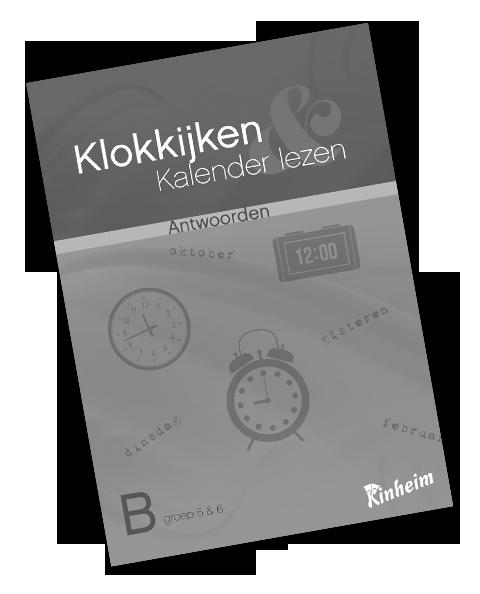 Klokkijken&KalenderlezenB_Antw