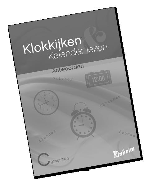 Klokkijken&KalenderlezenC_Antw