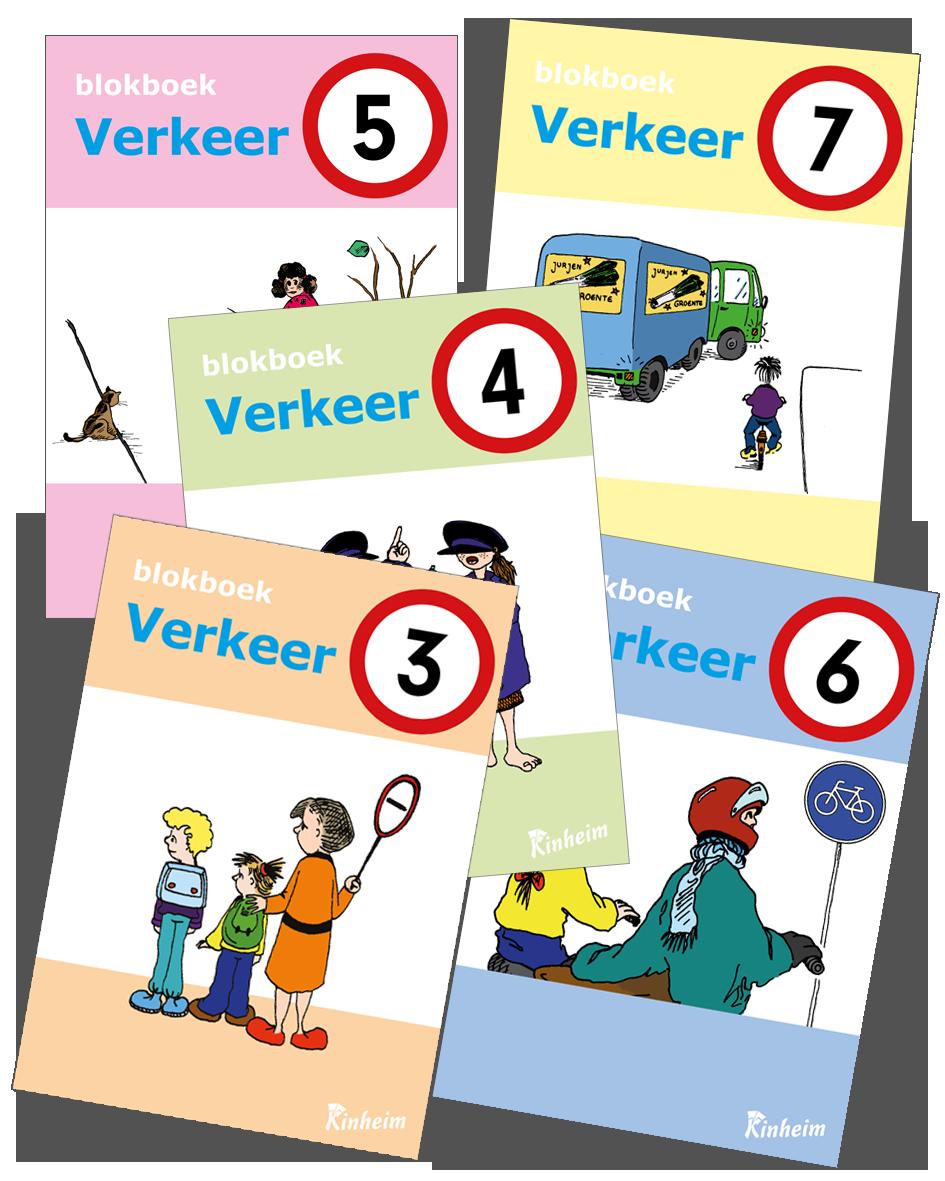 Proefpakket Blokboek Verkeer (herzien)