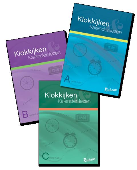 Proefpakket Klokkijken_Kalender_Lezen