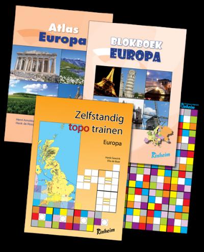 Proefpakket Europa